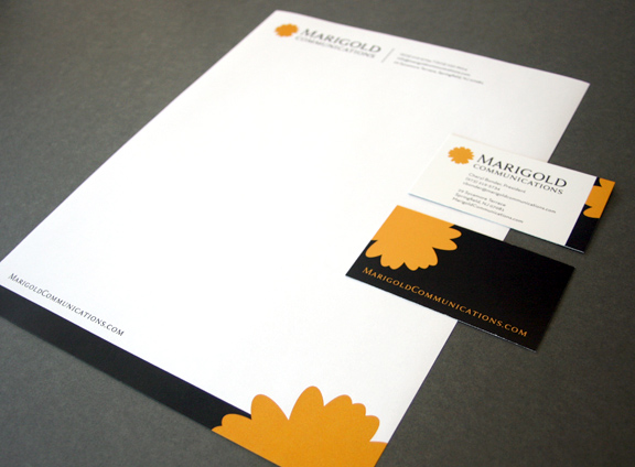 type of paper used for letterhead