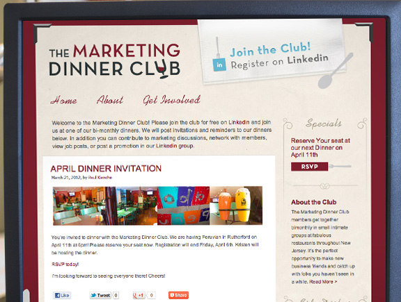cool website designs marketing graphics