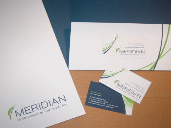 beautiful folders and eco friendly business card designs