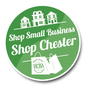 shop small business saturday logo deals chester nj shopping