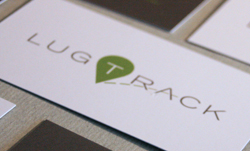 Lugtrack High quality logo design